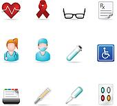 Web Icons - Medical 3