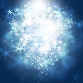 Christmas Snowflakes Lights