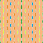 vintage seamless pattern, 60s 70s textile