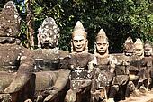 Demons South Gate Angkor Thom