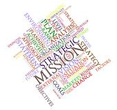 Wordcloud mission