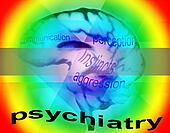 concept of psychiatry background