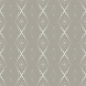 1930s vector geometric seamless pattern