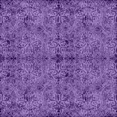 Vintage Purple Tapestry Pattern