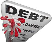 Debt Thermometer Deficit Rising Overspending Danger