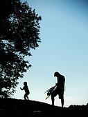 kite father son