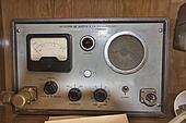 old meter radioactivity