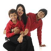 Happy Biracial Kids