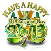 St Pats Sham 2013