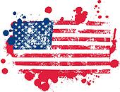 Splatter Flag