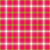 Seamless Bright Plaid