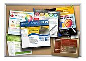 Internet Website Design Bulletin Board