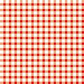 Seamless retro white-red cloth