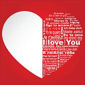 I love you in all languages