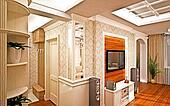 Classical interior.