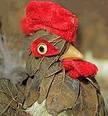 easter hen decoration, Poland