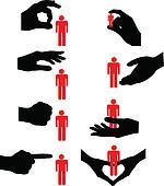 psychology, human, exclusion, crush