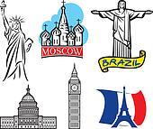 international historical monuments