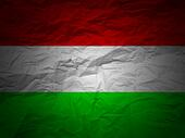 grunge background Hungary