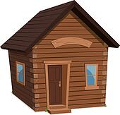 Cabin Clip Art - Royalty Free - GoGraph