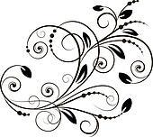 decorative branch