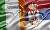 Ireland and Serbia