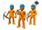 Mining Men