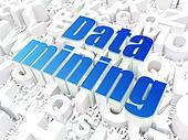 Information concept: Data Mining on alphabet