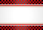 Race horizontal background