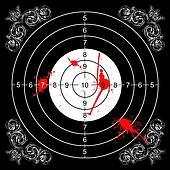 bloody baroque target