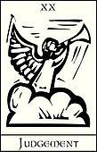 Judgment Tarot Card