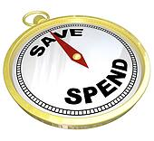 Compass - Leading the Way to Saving vs Spending