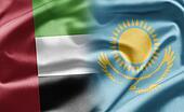 United Arab Emirates and Kazakhstan