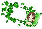 Greeting Card to St. Patrick's Day