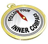 Follow Your Inner Compass Directions for Success