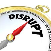 Disrupt Compass Points to Paradigm Shift New Business Model