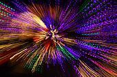 Christmas Light Explosion