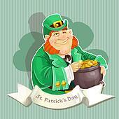 Leprechauns guard the pot of gold 1