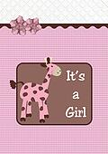 It's a girl pink