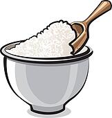Clip Art Flour Clipart flour clip art royalty free gograph and eggs in a bowl