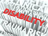 Disability Background Conceptual Design.