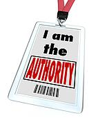 I am the Authority Badge Top Knowledge Expert