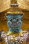 Demon at Grands Palace Bangkokj