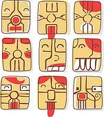Sim-inspired Faces