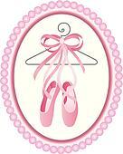 Dance Shoes Clip Art - Royalty Free - GoGraph