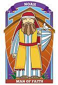 Noah - Man of Faith - Bible Character