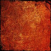 Abstract orange background or paper