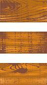 vector wooden pattern