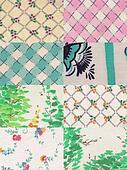 light quilt background