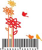 Nature Barcode Concept